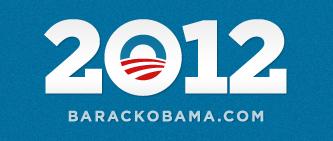 Barack Obama 2012 Presidential Campaign Logo